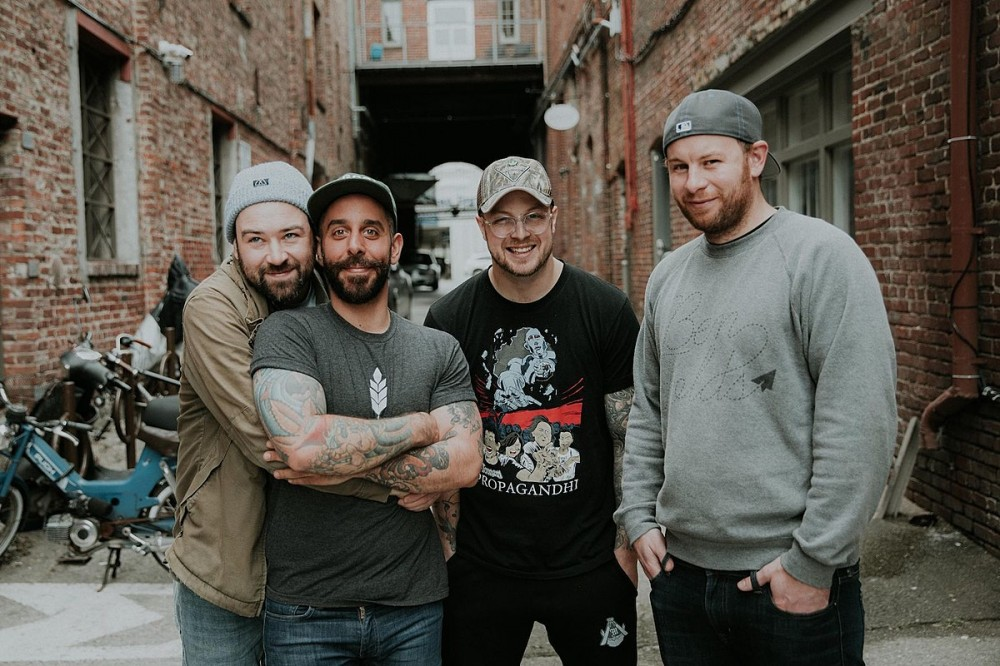 Protest the Hero's Rody Walker Almost Became a Bartender After Vocal Issues