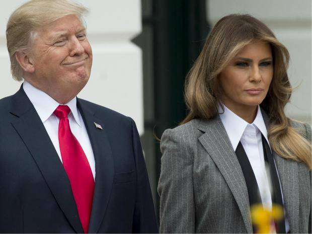 Former Trump Aide Says Melania Trump is Planning To File For Divorce