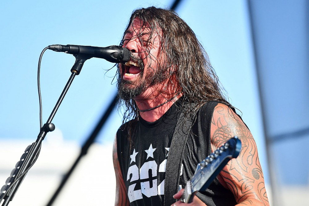 Dave Grohl: Foo Fighters Can 'Turn Into a Death Metal Band' if So Inclined