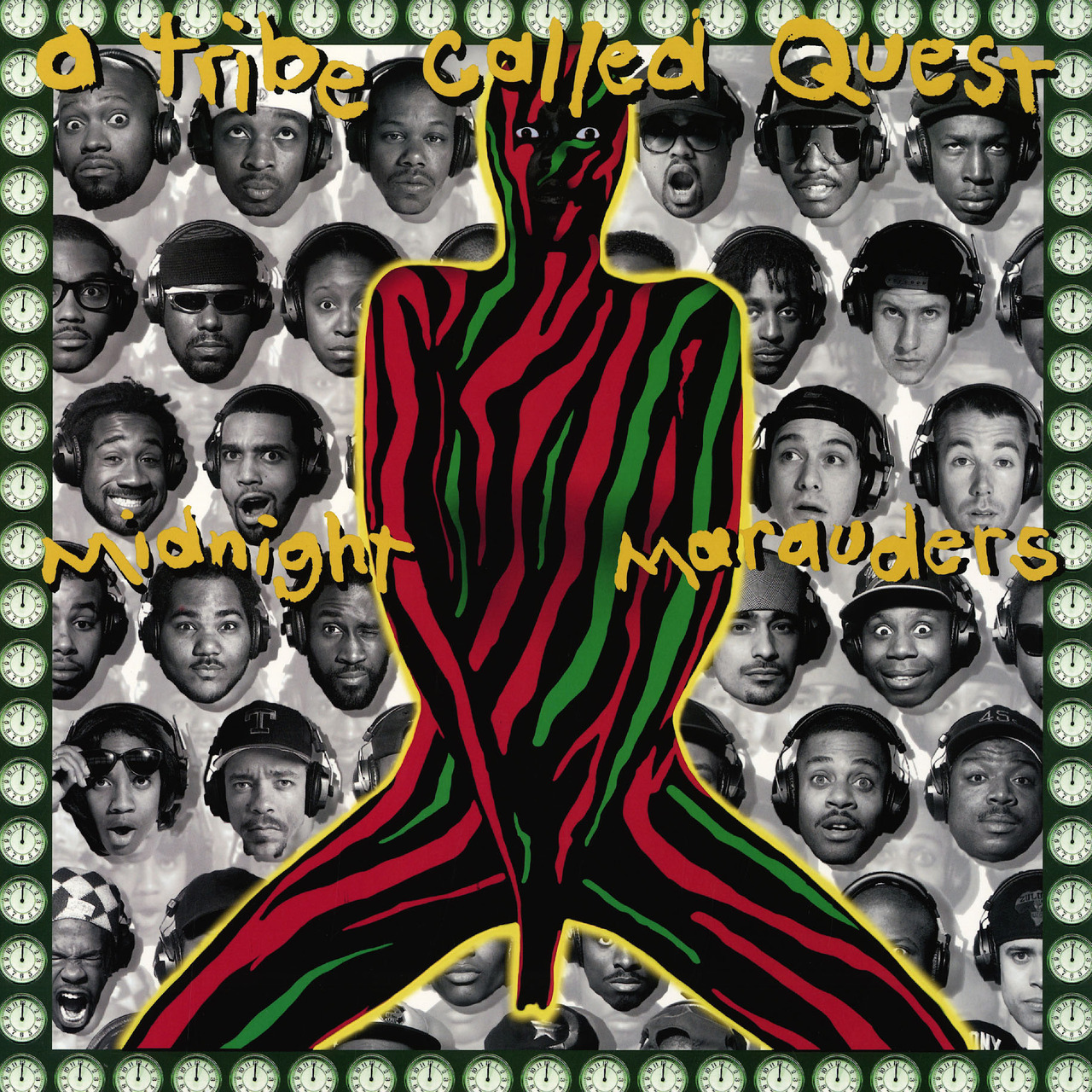 Today in Hip-Hop History: A Tribe Called Quest Dropped Their 'Midnight Marauders' LP 27 Years Ago