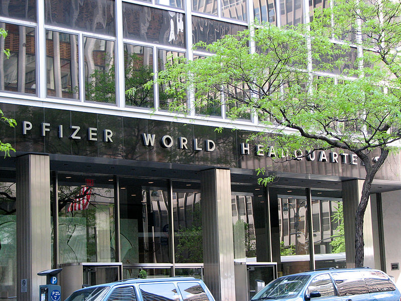 Pfizer Announces COVID-19 Vaccine with 90% Efficacy