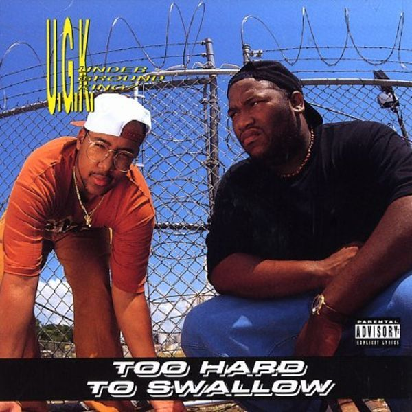 Today in Hip-Hop History: UGK Release Their First Studio Album 'Too Hard To Swallow' 28 Years Ago