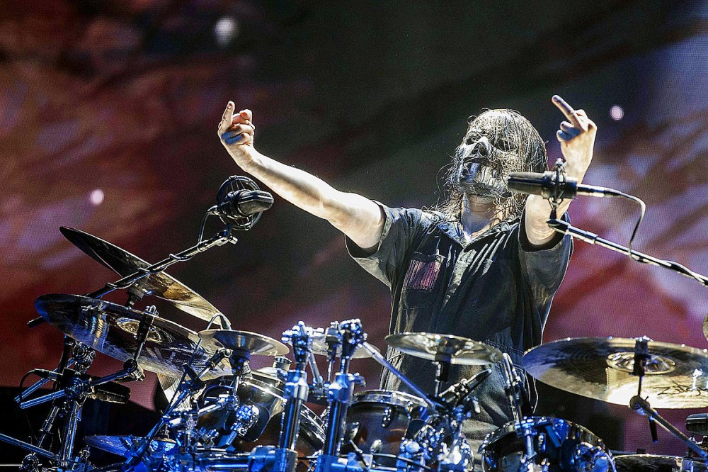 Jay Weinberg's First Slipknot Kit Had to Be Kept Secret From Person Who Built It