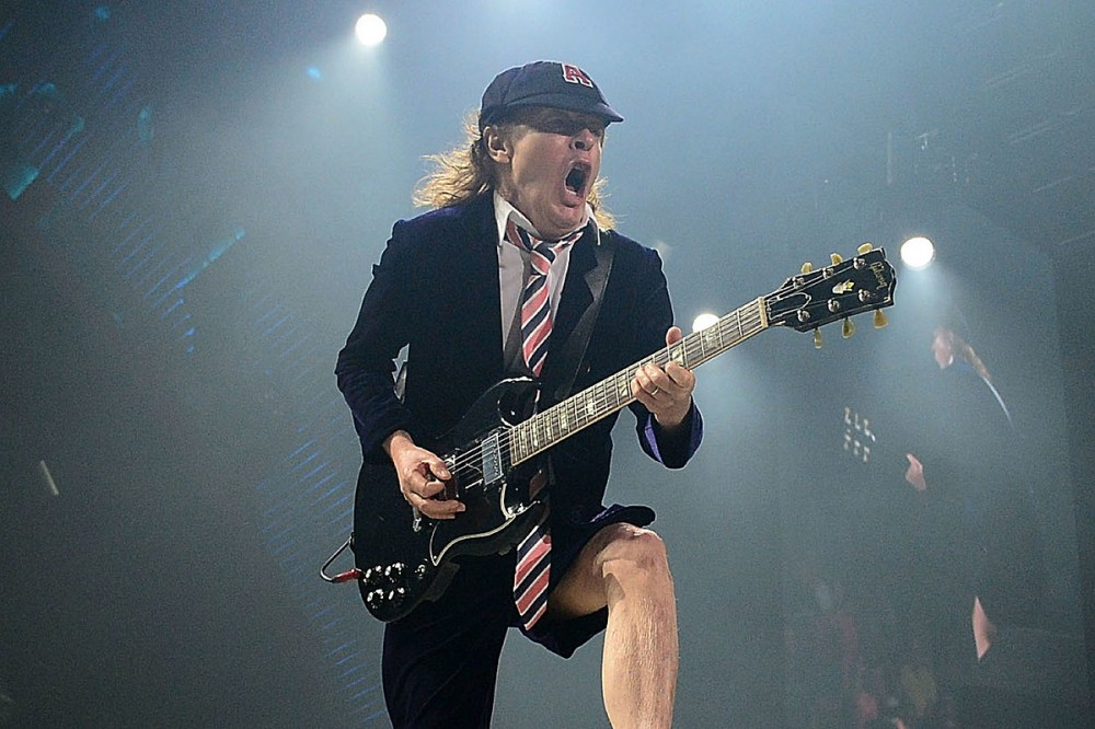AC/DC Drop Thunderous New Song 'Realize'