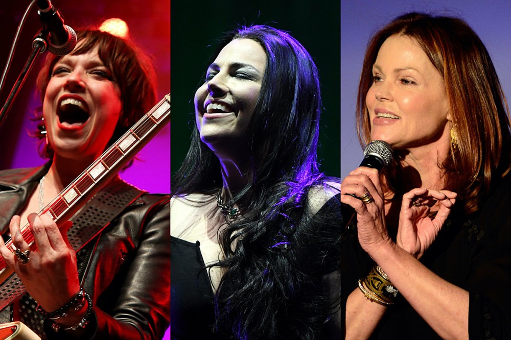 Lzzy Hale to Host 2021 She Rocks Awards Honoring Amy Lee, the Go-Go's + More