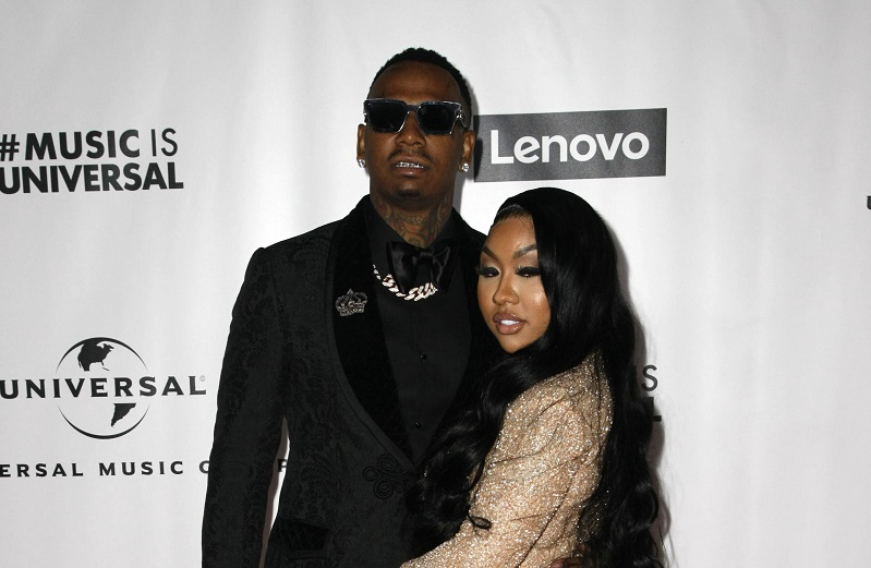 MoneyBagg Yo's BabyMother Comments on Ari Fletcher's Son Being Kept by Taina Williams