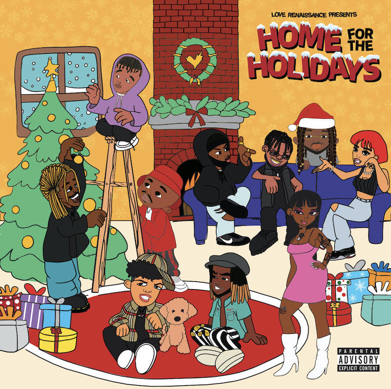 LVRN Announces New Compilation Album, 'Home For The Holidays'