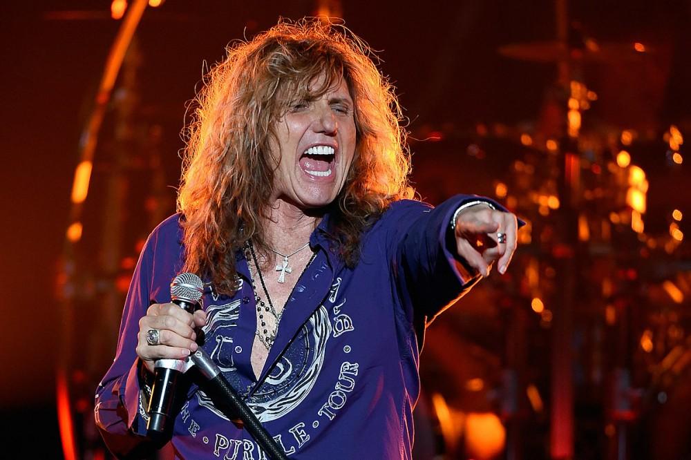 Whitesnake's David Coverdale: Farewell Tour 'Likely' Won't Happen Till 2022