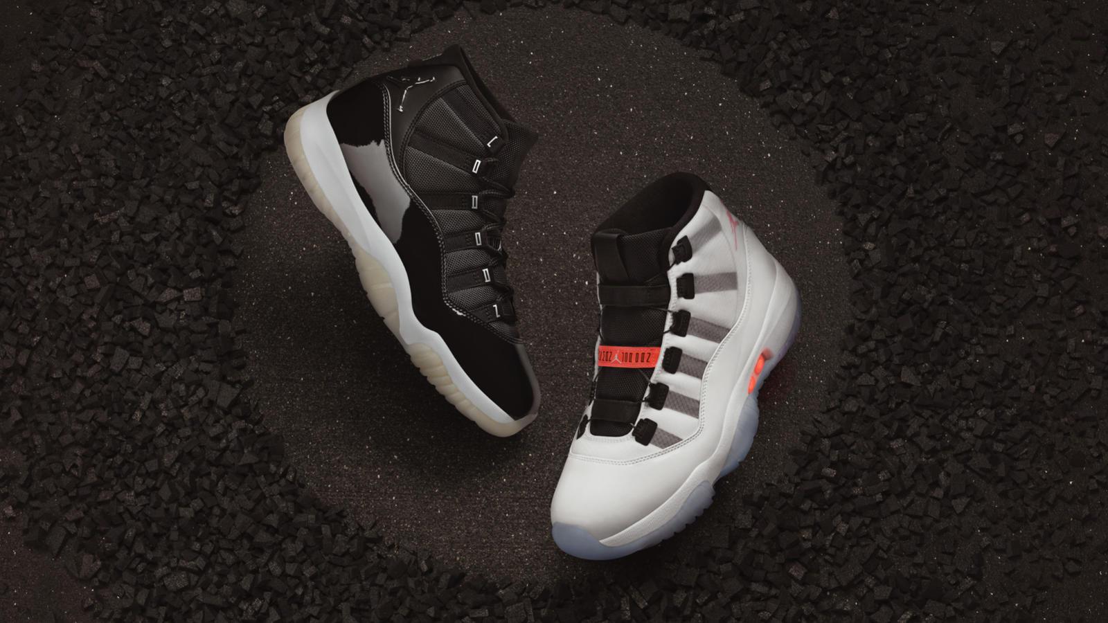 Jordan Brand Reveals Two New Sneakers to Celebrate 25th Anniversary of Air Jordan XI