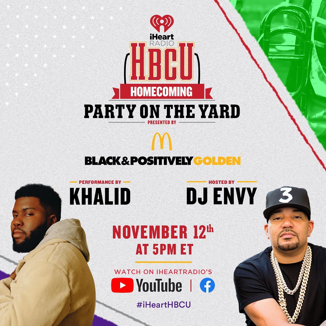 DJ Envy to Host McDonald's and iHeartMedia Virtual Homecoming Party