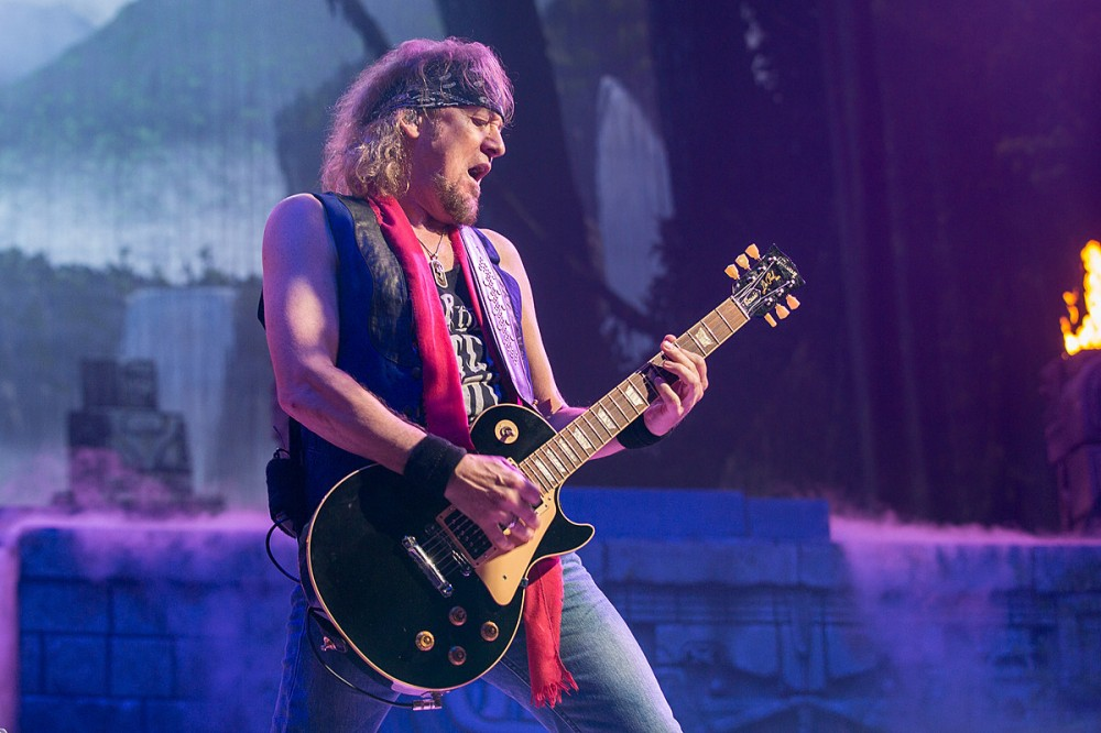 Adrian Smith: What I Learned Watching Iron Maiden Play Without Me in the '90s