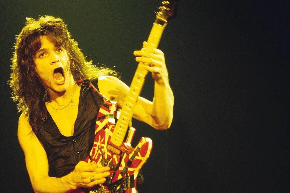 Van Halen 1975 High School Performance Surfaces + It's a Must Listen
