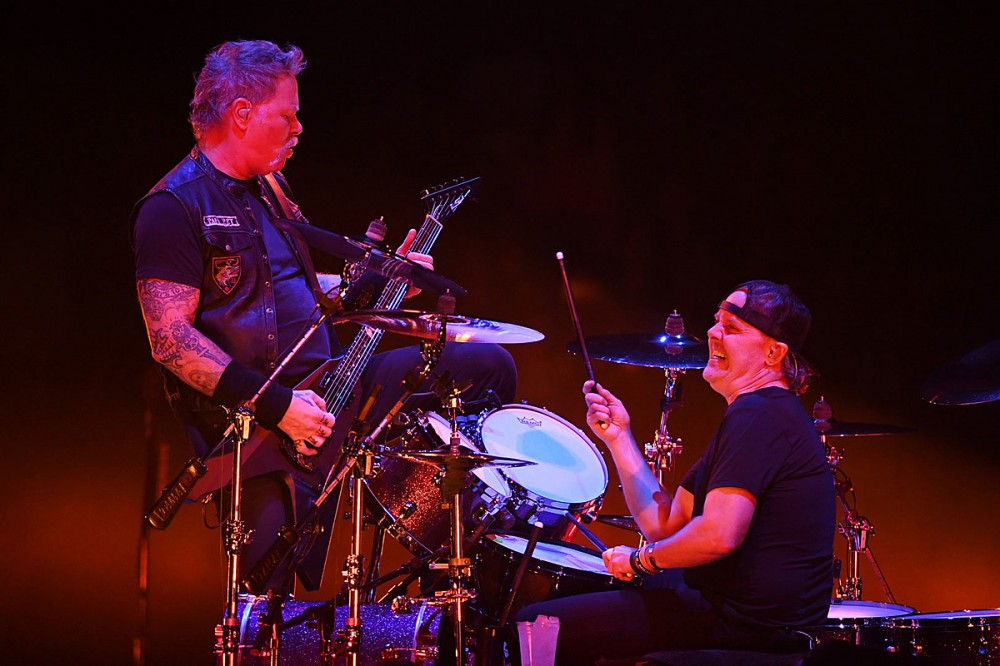 Lars Ulrich: Metallica in a 'Very Healthy Place' After James Hetfield Rehab Stint