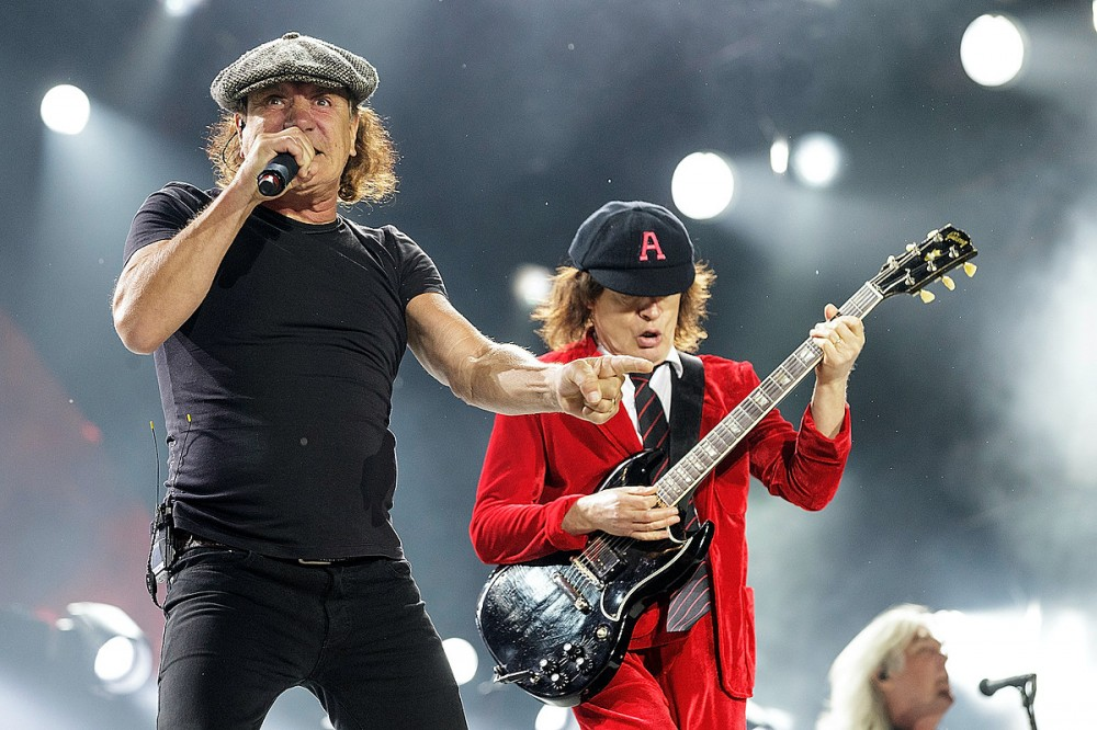 Listen to AC/DC's Brand New Album 'Power Up' Right Now