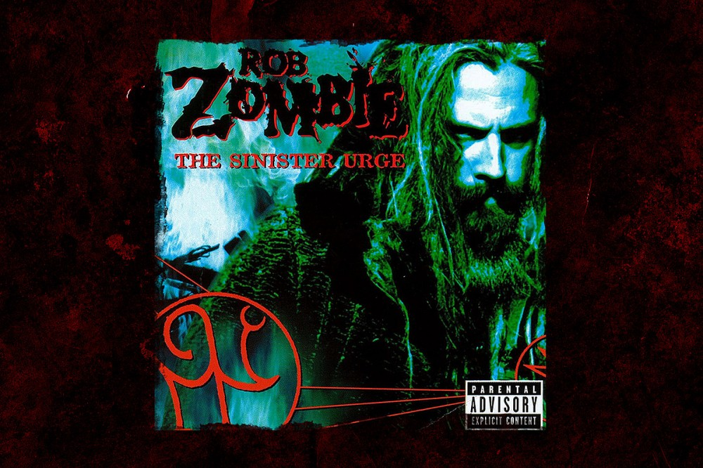 19 Years Ago: Rob Zombie Releases 'The Sinister Urge'