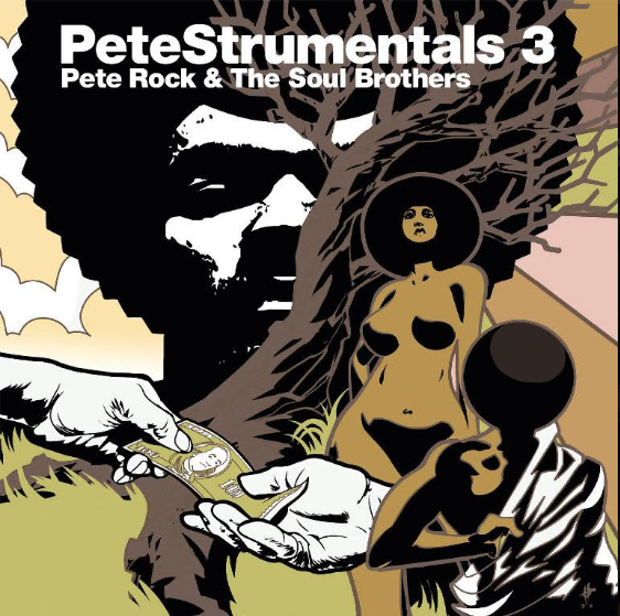 Pete Rock Releases New Single 'Rejoice' From Forthcoming 'PeteStrumentals 3'