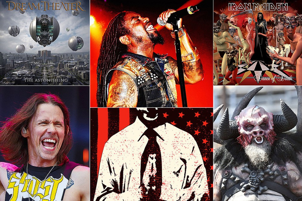 13 Artists Talk About the Best 13th Albums by Rock + Metal Bands