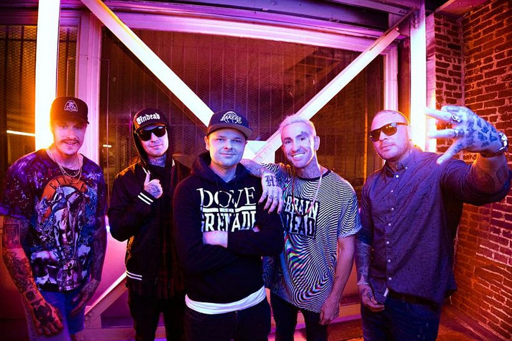 Hollywood Undead Offer Rocking Reassurance With 'Gonna Be Ok'