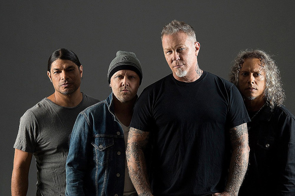 Metallica Auctioning Instruments From 2020 All Within My Hands Foundation Benefit