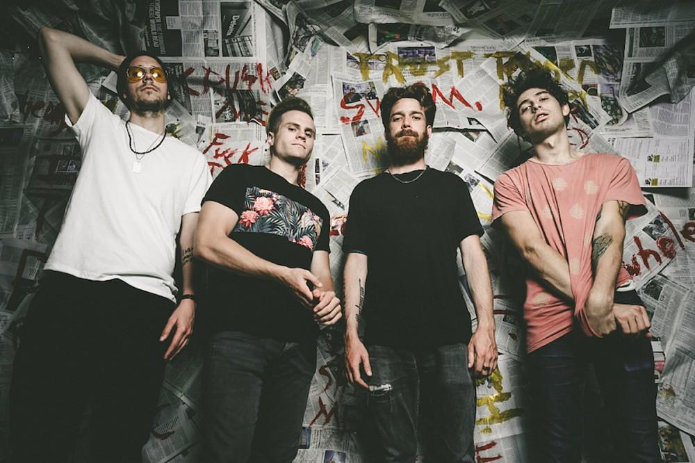Dead Poet Society Set to Make 2021 Album Debut, Drop New Song 'CoDA'