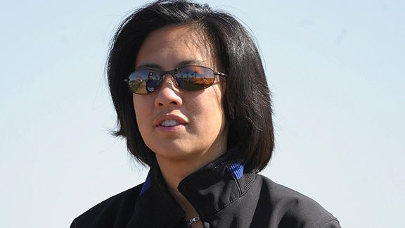 SOURCE SPORTS: Miami Marlins Hire Kim Ng as MLB's First Female General Manager