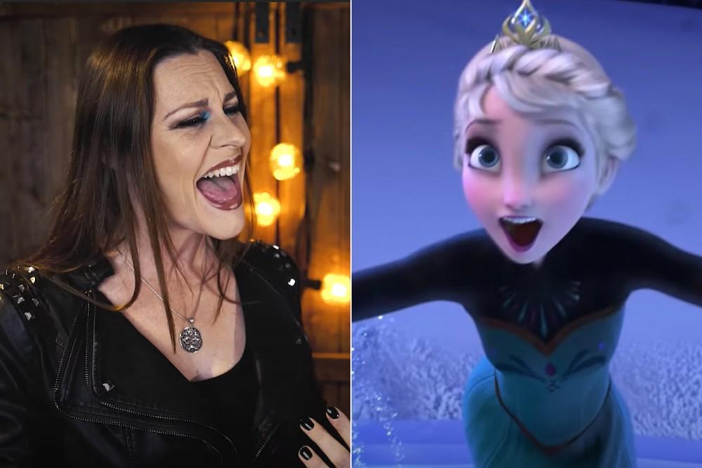 Nightwish's Floor Jansen Debuts Metal Cover of 'Let It Go' From Disney's 'Frozen' Movie