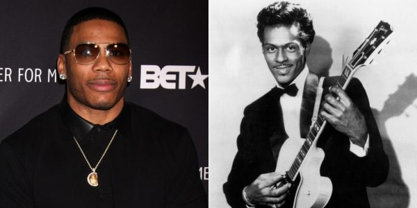 Nelly Reportedly Tapped to Play Chuck Berry in Upcoming 'Clear Lake' Biopic About Buddy Holly