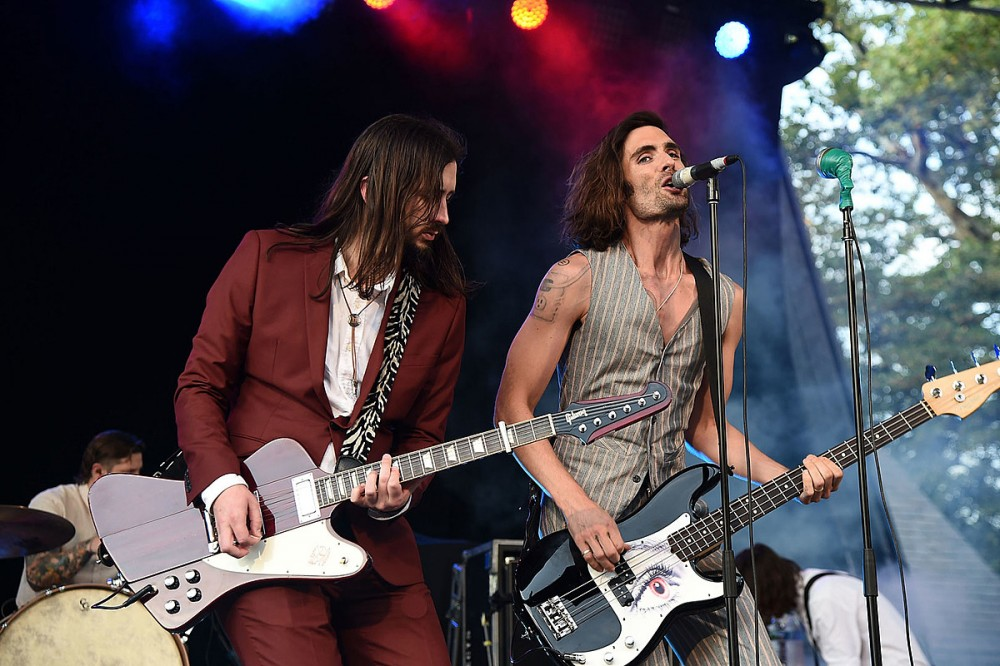 All-American Rejects Release 'Me Vs. The World' as Covid-19 Relief Fundraiser