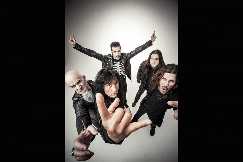 Anthrax Unveil 'Among the Living' Graphic Novel for Band's 40th Anniversary