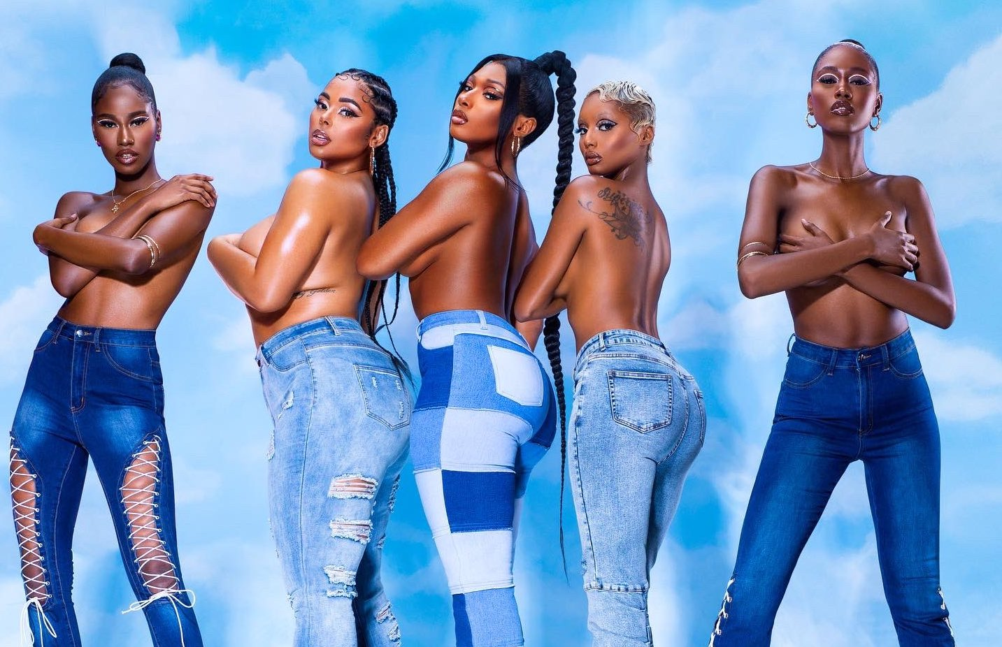 Megan Thee Stallion Collaborates With Fashion Nova Collection on Jeans