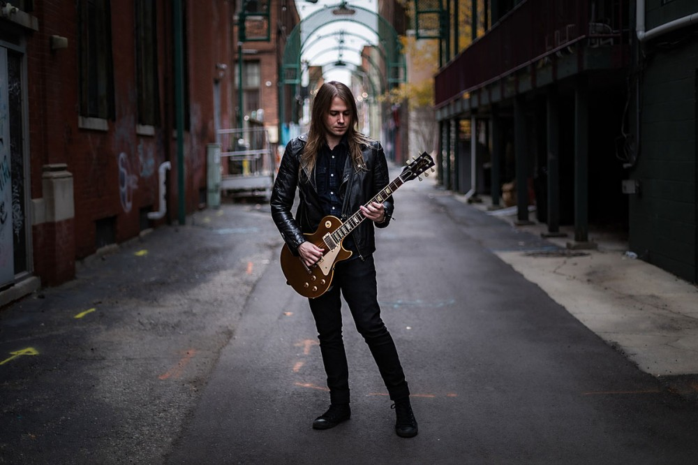 Hotshot New Shred Guitarist Sammy Boller Unleashes 'Path of the Heart' Video