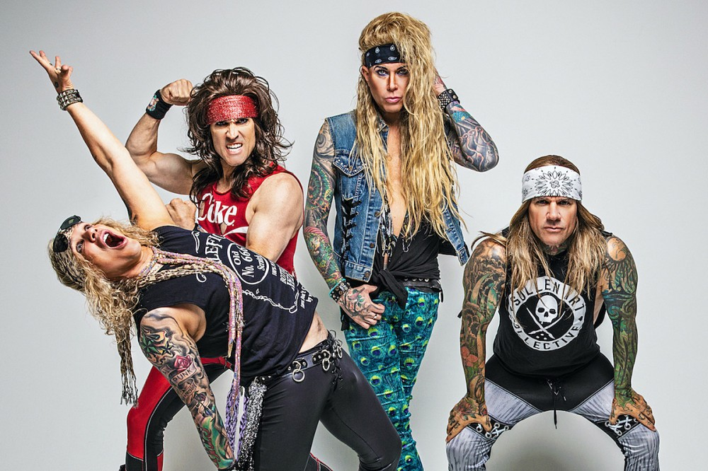Steel Panther Announce 'Gobblefest' + 'Formal as F**k' Livestream Concerts
