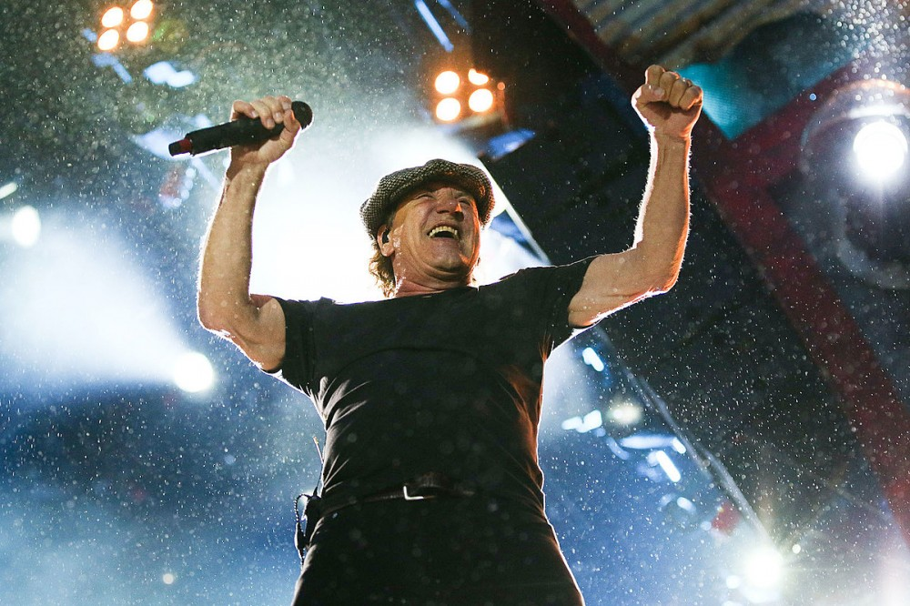 AC/DC's 'Power Up' Immediately Hits No. 1 in Eight Countries