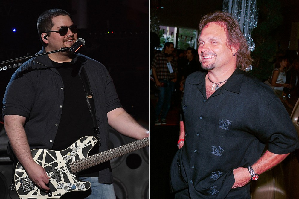 Wolfgang Van Halen Didn't Take Backlash Over Replacing Michael Anthony Personally