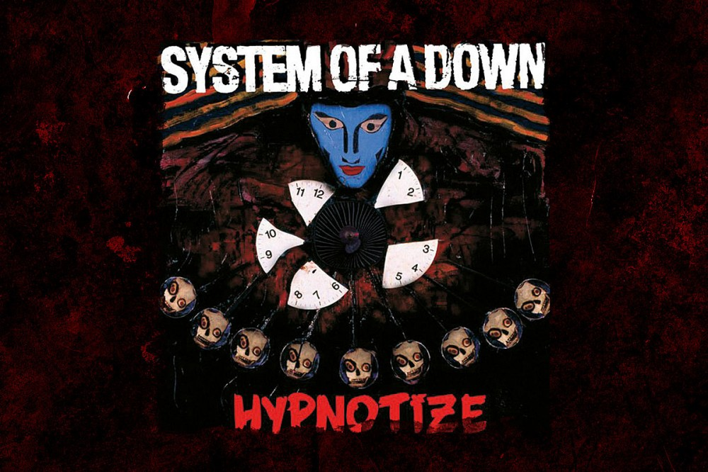15 Years Ago: System of a Down Release 'Hypnotize' Album