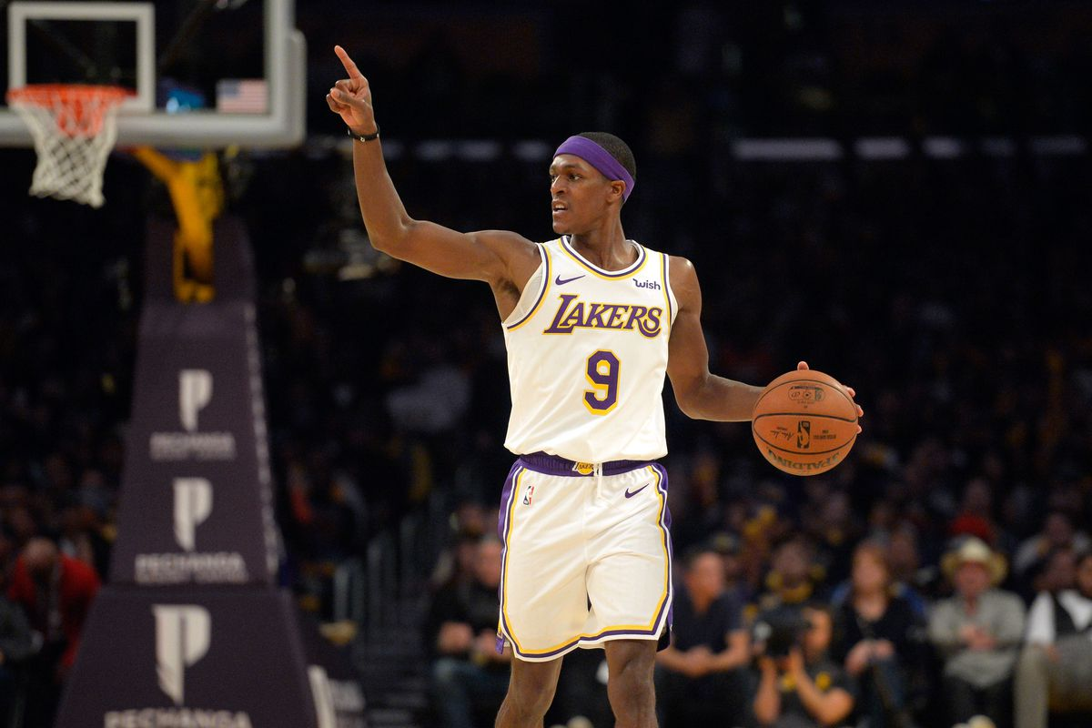 SOURCE SPORTS: Rajon Rondo Signs a Two Year Deal With The Atlanta Hawks