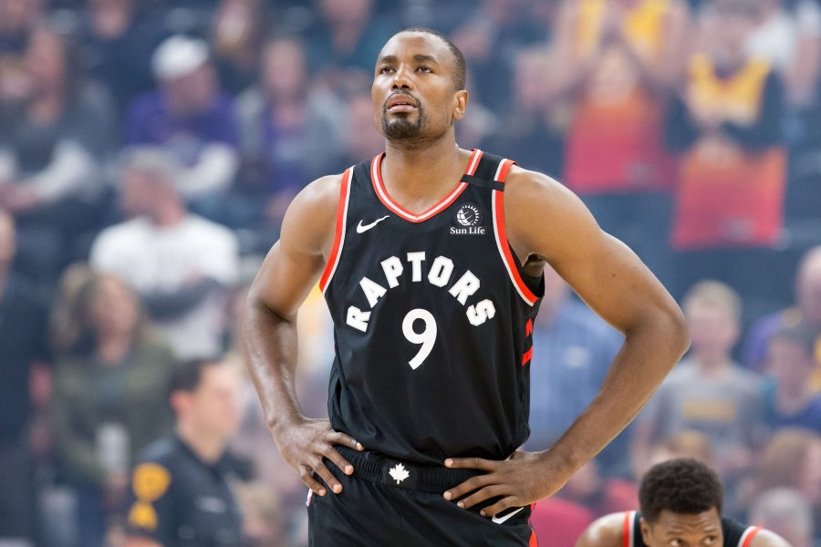 SOURCE SPORTS: Serge Ibaka Signs Two-Year Deal With the Los Angeles Clippers