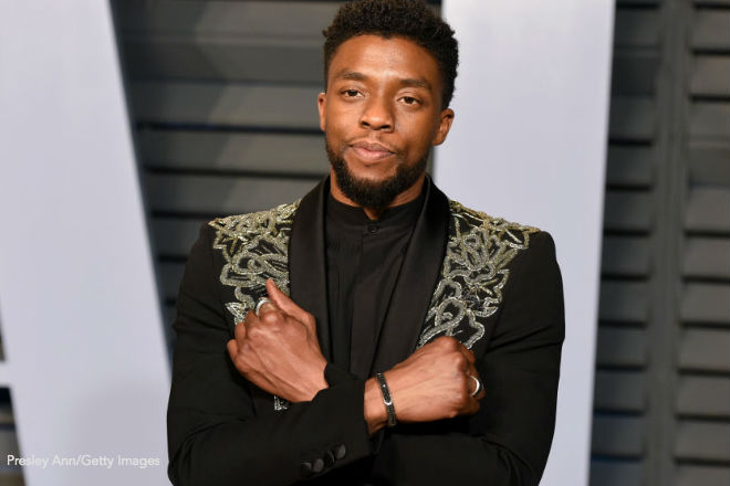 Chadwick Boseman's Widow Appointed Administrator of His $1M Estate