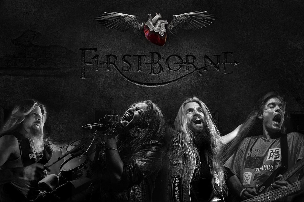 Firstborne (Adler, LoMenzo) Debut Thrashy Journey Cover 'Separate Ways'
