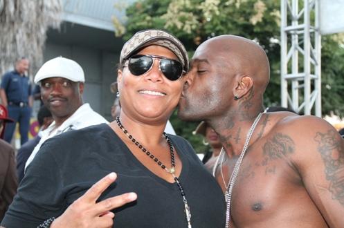 [WATCH] Treach Tells Fat Joe How Queen Latifah Would Knockout Grown Men