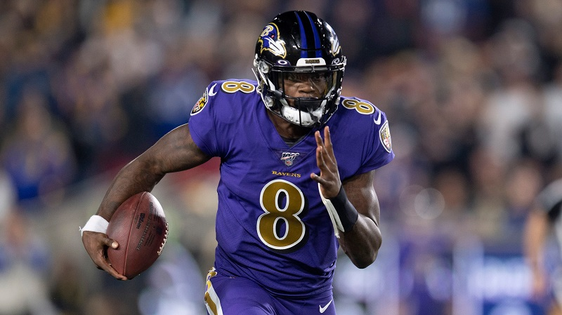 SOURCE SPORTS: Ravens QB Lamar Jackson Tests Positive For COVID-19