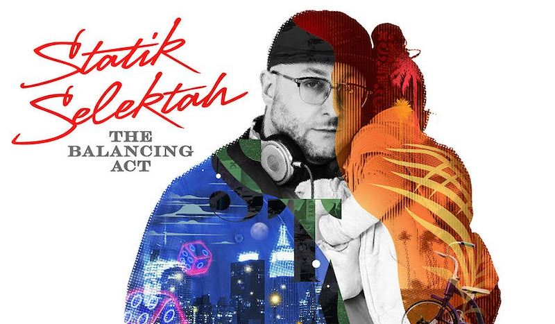 Statik Selektah Releases New Album 'The Balancing Act' Featuring Nas, 2 Chainz and More