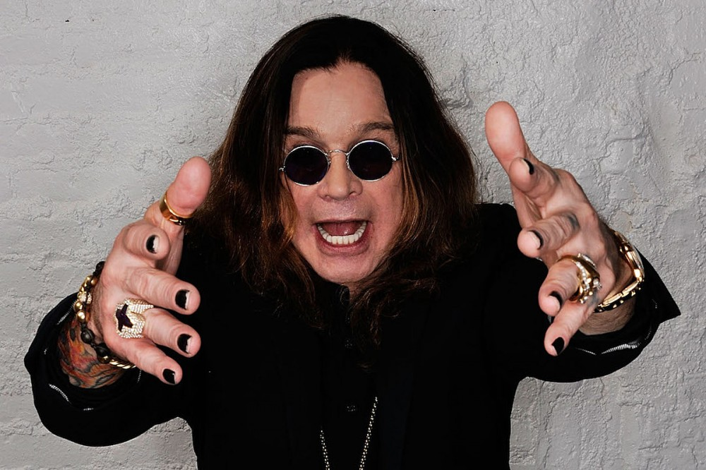 You Can Pay to Spend a Night in Ozzy Osbourne's Childhood Bedroom