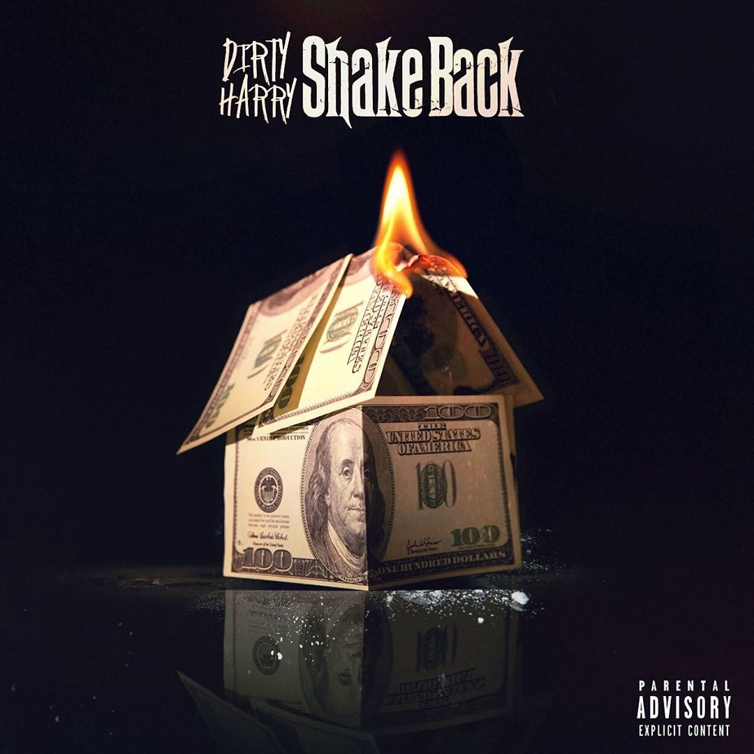 "Dirty Harry Hits Hard With New Release ""Shake Back"""