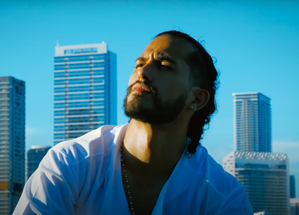 "FG Figueroa Is The Rising Artist Behind The New Unmatchable Music Video For His Single ""Odio"""
