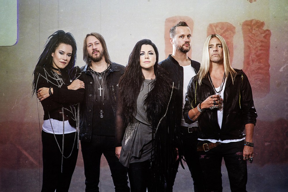 Evanescence Take a Jab at the Music Industry on New Song 'Yeah Right' + Announce 'The Bitter Truth' Release Date