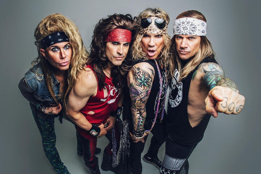 Steel Panther's New Song 'F**k 2020′ Is How We All Feel