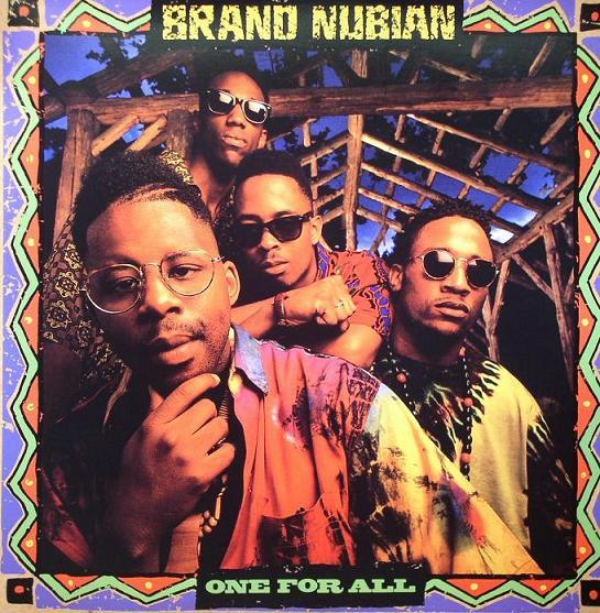 Today in Hip-Hop History: Brand Nubian's Debut Album 'One For All' Turns 30 Years Old!