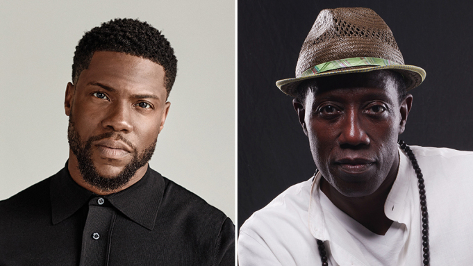 Kevin Hart and Wesley Snipes to Star in Netflix Drama Series