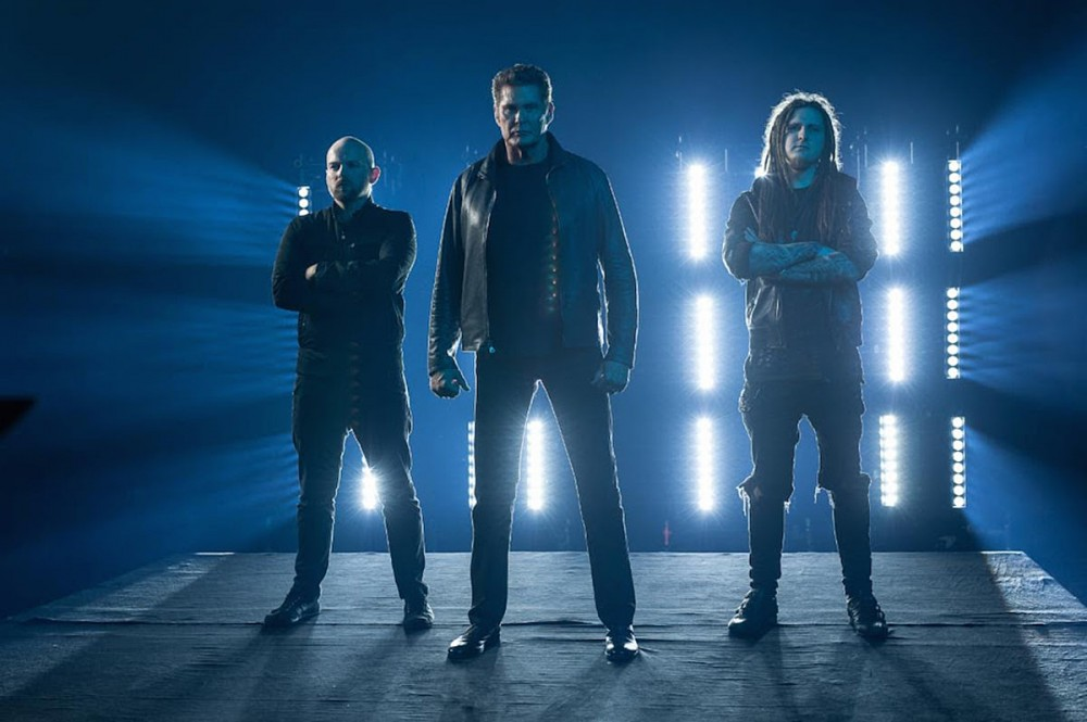 David Hasselhoff Guests on Sci-Fi Metal Song 'Through the Night' by CueStack